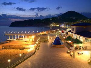 Курорты Черноморского побережья (картинка)