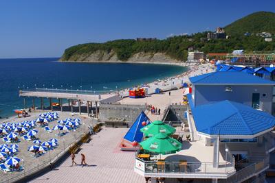 Отпуск на Черном море (изображение)